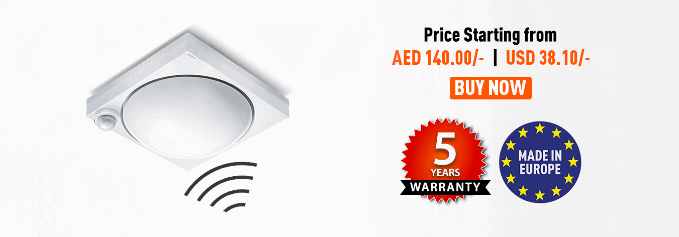 Motion Sensor Supplier Dubai Abu Dhabi, UAE