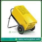 Portable warehouse dehumidifier