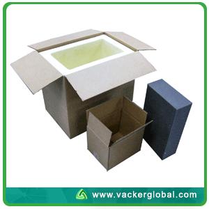 Temperature qualification study of medicine box