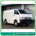 Temperature qualification study of van