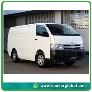 Temperature qualification study of van