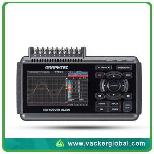 Thermocouple data logger vacker global