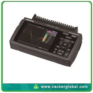 Graphtec 10 Channel Data Logger GL220 VackerGlobal