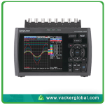 Graphtec 8 channel data logger VackerGlobal