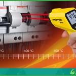 IR thermometer application vackerglobal