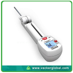 Food thermometer with open probe VackerGlobal