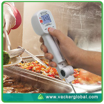 Food Thermometer with Probe VackerGlobal