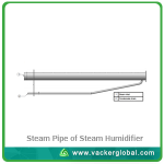 Steam Pipe for steam humidifier Vacker Global