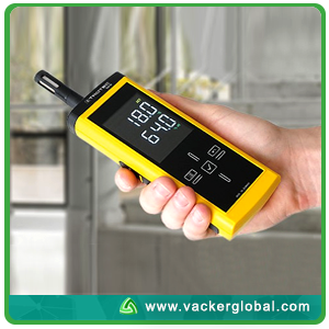 Thermo Hygrometer Model T210 Vacker Global