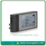 DL 200P climate data logger ports