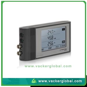 DL 200P climate data logger ports