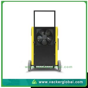 Condensation dehumidifier rear side Vacker Dubai
