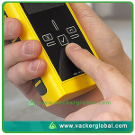 Moisture Meter Touchscreen Panel VackerGlobal