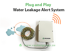 plug-and-play-Water-leakage-alert-system