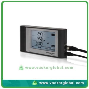 Pressure Data Logger DL200D Connections