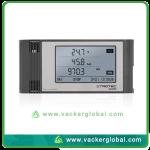 Pressure Data Logger DL200D Front Screen