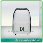 dehumidifier to reduce humidty
