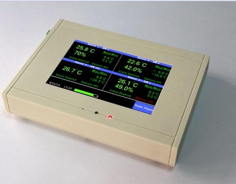 medical-refrigerator-monitoring-system