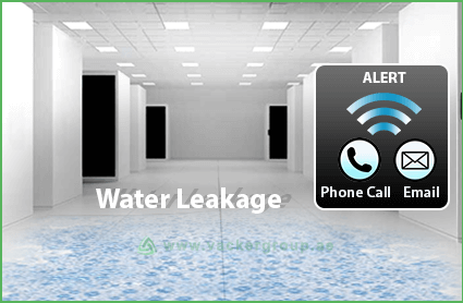 Water Leakage Monitoring System With Email Phone Call