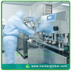 Environment monitoring system for clean rooms