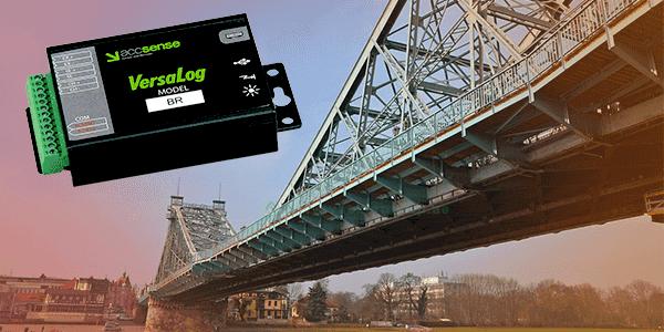 Strain Gauge Bridge Data Logger