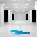 Water leakage in server rooms vacker