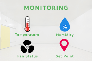 Cold Room monitoring system