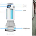 Sterilization-Robot-for-Shopping-Mall-and-Office-buildings