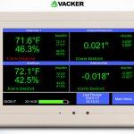 Vacker Pressure Monitoring System