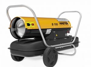 Industrial heaters for factories warehouses